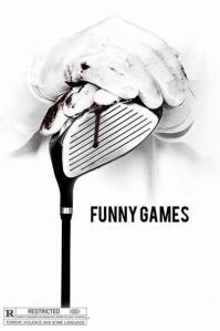 Cartel alternativo de funny games