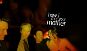 Cabecera de How I Met your Mother