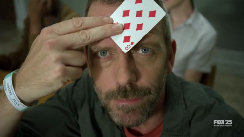 Hugh Laurie House Poker temporada 6