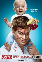 Poster Dexter Michael C Hall temporada 4